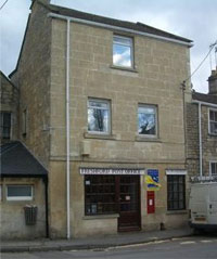 The old Freshford Shop